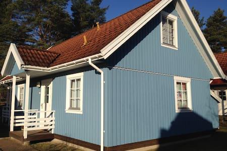 Villa Blau 2 Boote Kamin 4 Schlafzi - Userin