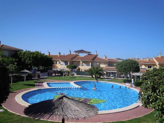 Bungalow in Gran Alacant (NOVAMAR) - Puerto Marino - Casa