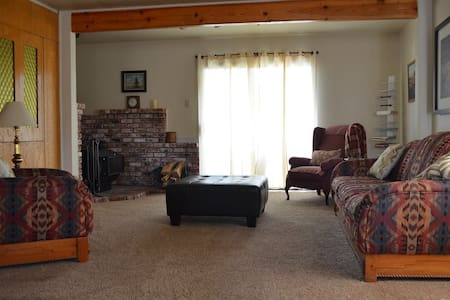 Hikes, Hot Springs, Majestic Beauty - Big Pine - Apartament