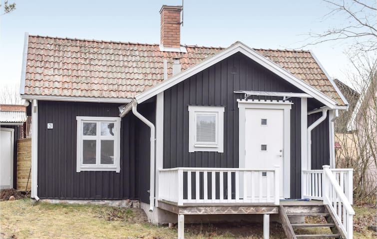 Holiday cottage with 2 bedrooms on 80m² in Mariannelund