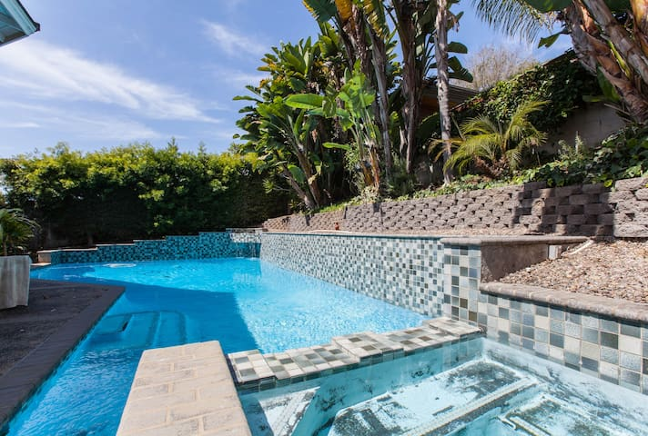 Surrounded by Trees, Eclectic Suite - Encinitas