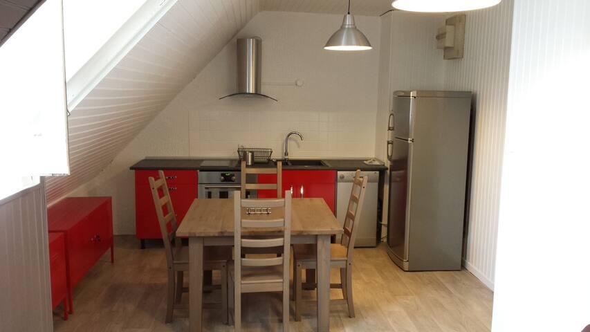 Appartement 2 pièces de 35 m² - Blois - Lägenhet