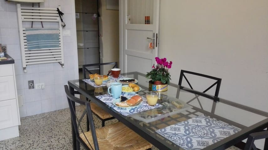 """B&B """"The fourth bank"""" - Boloña - Bed & Breakfast"""