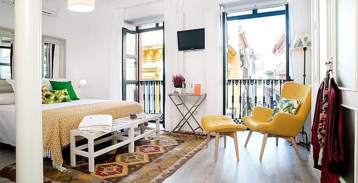 Bonita y Tranquila  Casa con Terraza City Center