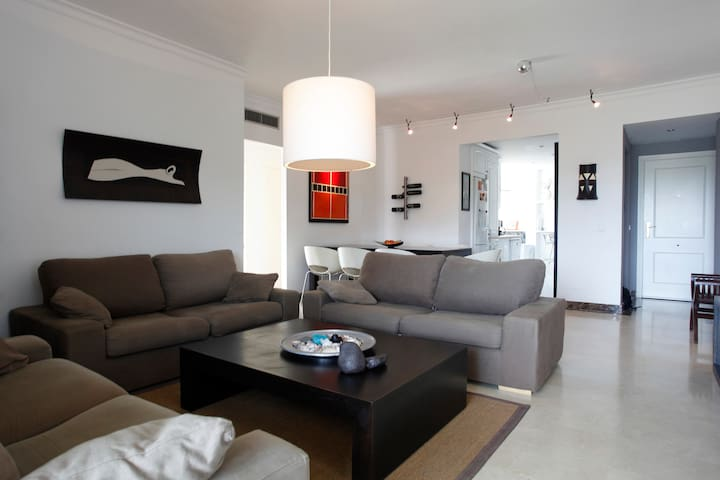 Beautiful place for your holiday - Bel-Air - Apartemen