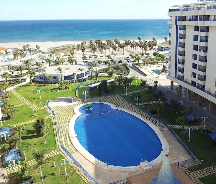 Apartamento completo en Playa de Patacona Valencia