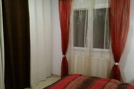 Grande Chambre privée calme à Riom - Riom - Casa