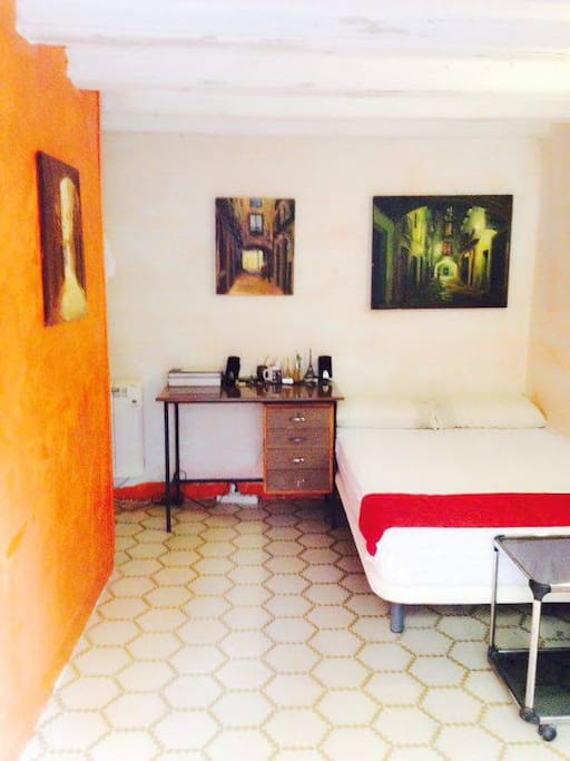 Habitaci n compartida en piso compartido dorms for rent in barcelona - Habitacion piso compartido barcelona ...