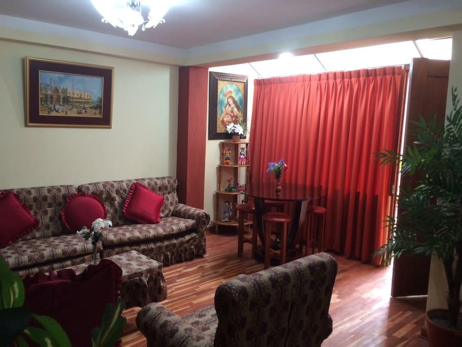 sala-comedor Living room