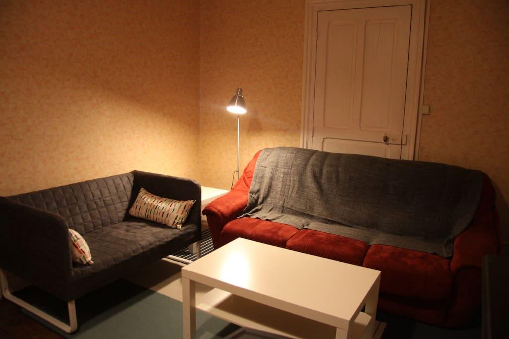 Petit salon ZEN (premier étage)