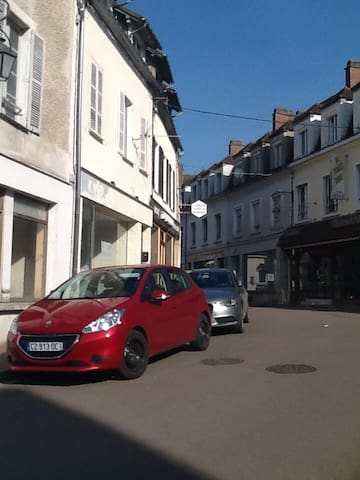 Local commercial - Saint-Florentin - Daire