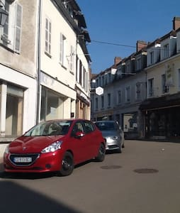 Local commercial - Saint-Florentin - Huoneisto