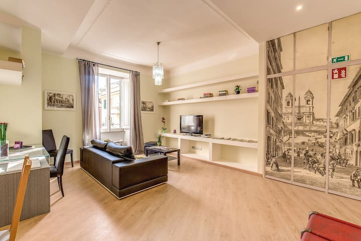 Basilica San Giovanni 4 bedrooms - Roma - Apartment