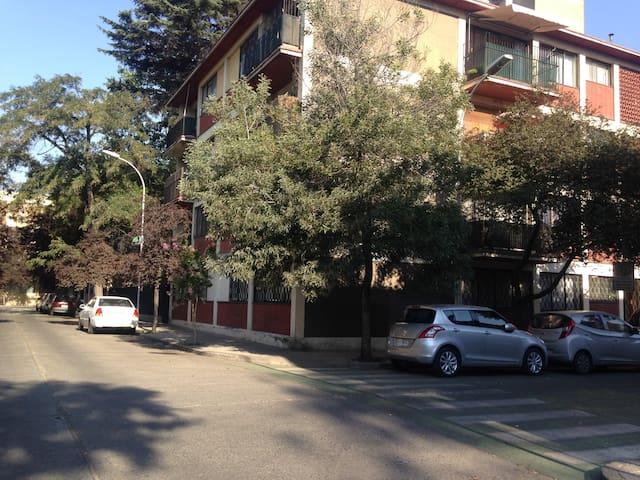 Gran habitación en Providencia - Providencia - Wohnung