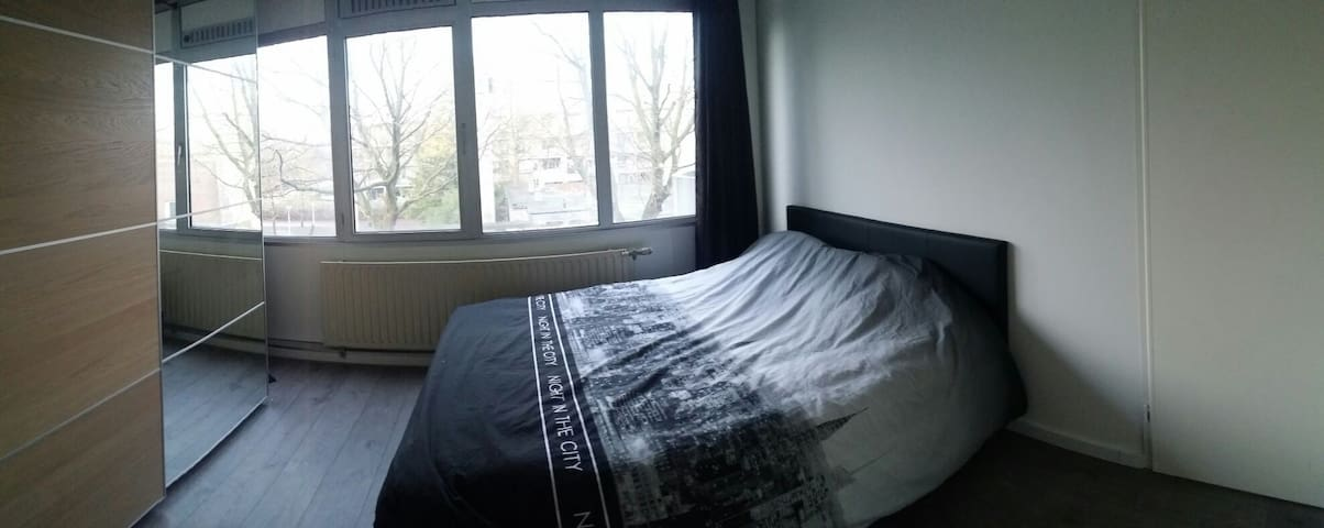60m2+Terrace 12m2 - Fully Renew - 2min from metro - Amsterdam-Zuidoost - Apartment