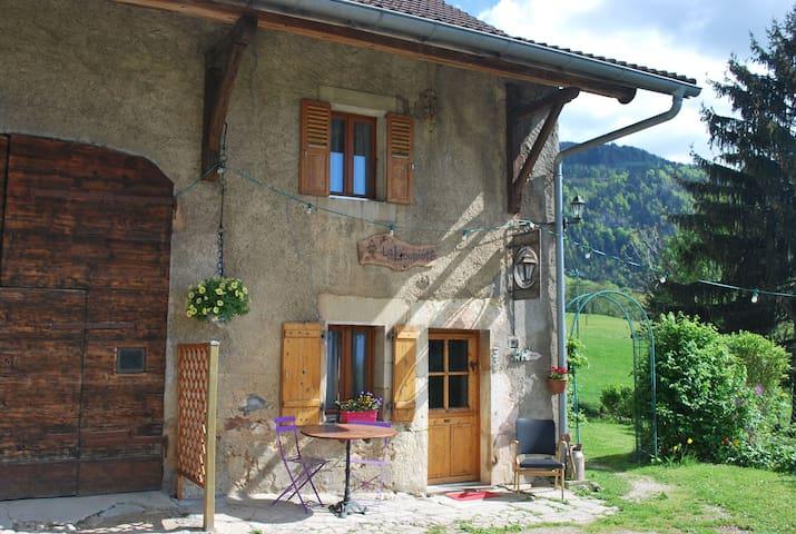 Duplex  Annemasse - Geneva - Annecy - Beaumont - Hus