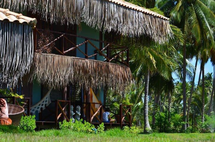 Paraíso à beira mar - Japaratinga - Casa