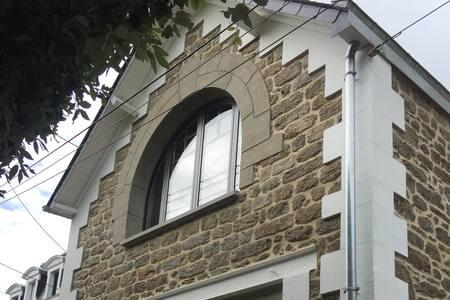 Maison de charme à 300m de la plage du Sillon