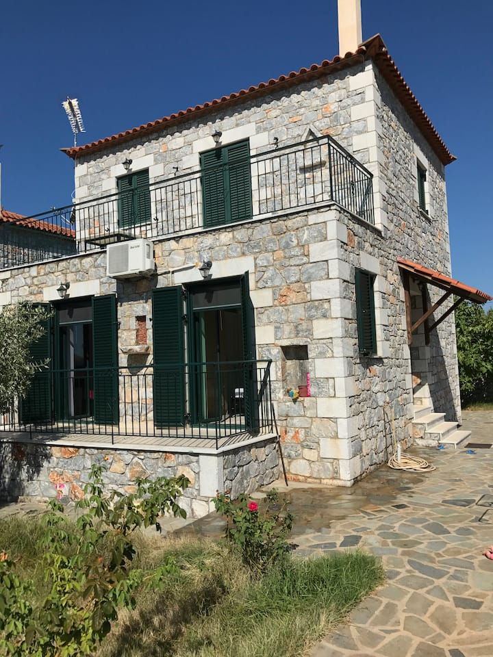 Stone House in Stoupa