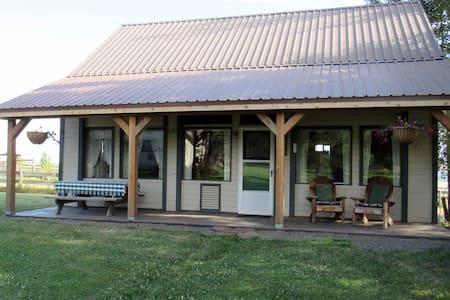 Wagon House historic cabin