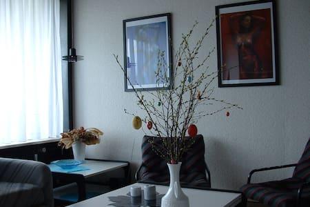 simple 1 Zi Ferienwohnung strandnah - Sierksdorf - Apartment