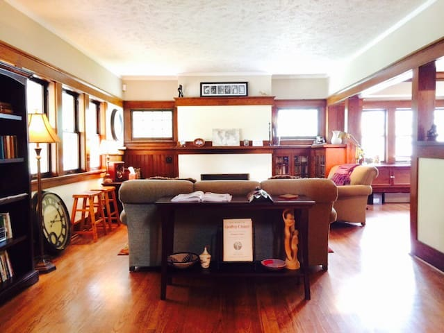 Historic Fieldclub Remodeled Suite - Omaha - House