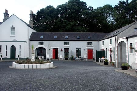The Coach House in  Manor Courtyard - Ballyglunin - 独立屋
