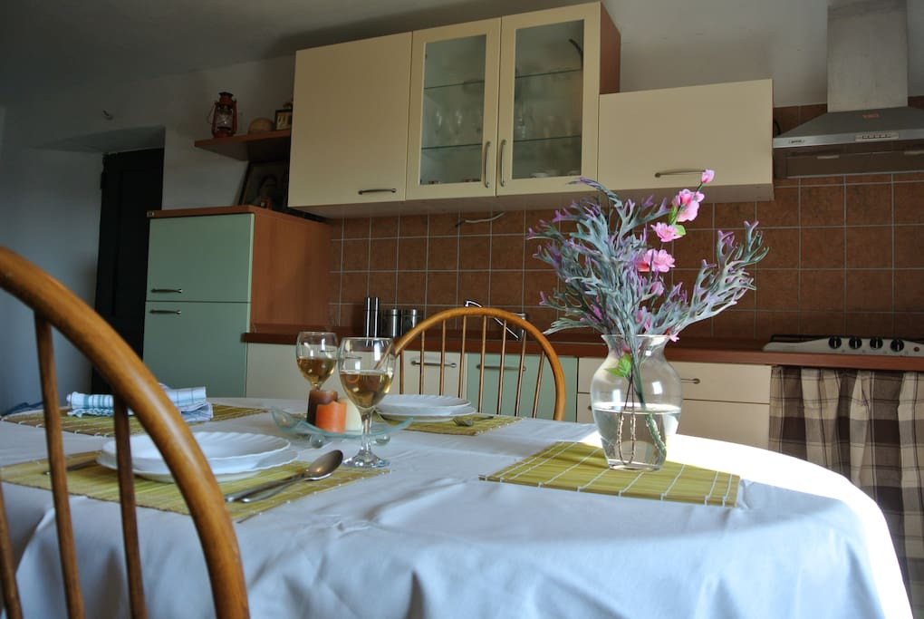 Kuhinja i blagavaona