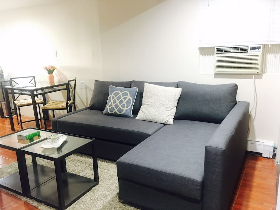 1 Bed Apt Sleeps 4 Easy Access To Nyc Apartments For