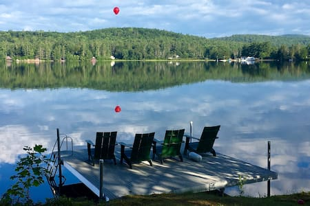 Perfect Lake Fairlee Getaway on Watermelon Point