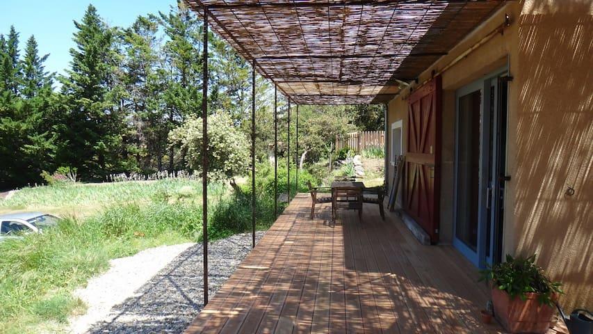 Les Safres / Maison Provence Drôme  - Rousset-les-Vignes - Casa