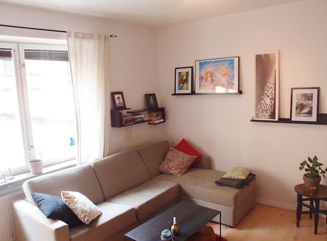 Nice apartment, Slussen Södermalm