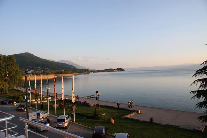 Villa Marija1 - Ohrid - Huis