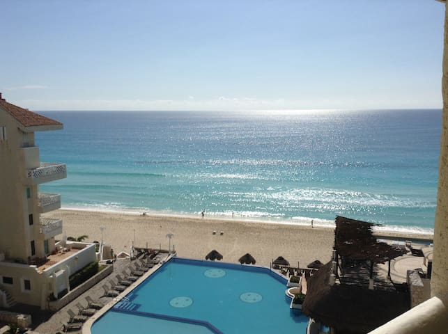 Romantic Caribbean Nook - Cancún - Wohnung
