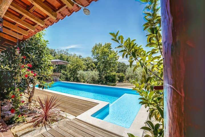 Magnifique maison de vacances à Carcavelos avec piscine