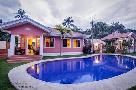 Casa Sophia Poolside Villa Home near Alona Beach - Panglao - Ev