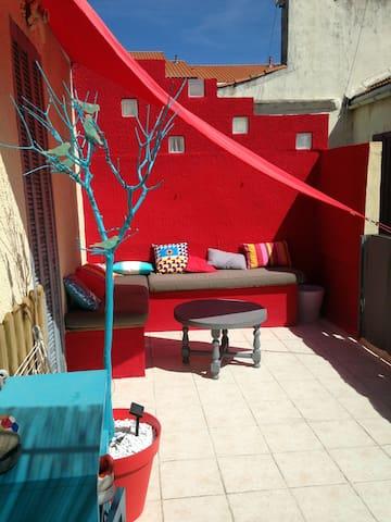 Appartement familial et charmant - Toulon - Haus