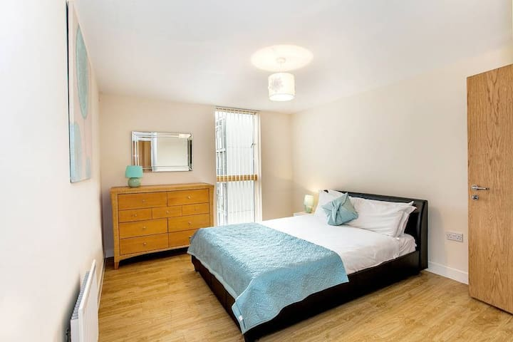 Lovely 3-Bed Serviced Apartment - Vizion