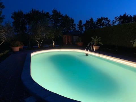 CHARMING TUSCANY VILLA PRIVATE POOL