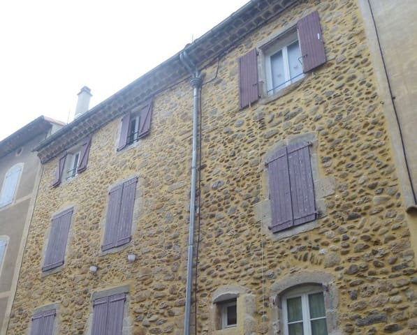 coquet petit studio - Saint-Jean-du-Gard - Apartamento