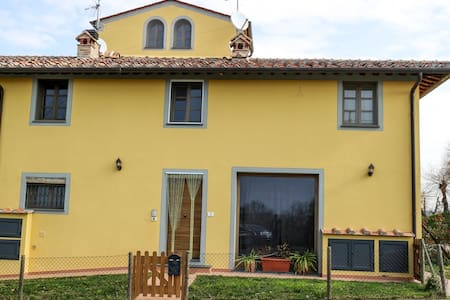 Tuscan countryside studio apartment - Ghizzano - Apartment