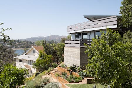 Architectural with Dazzling Views - シルバーレイク (Silver Lake) - 一軒家