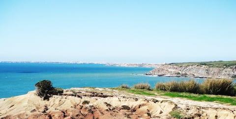 Beaches along 12km of coast - Atalaia-Lourinhã