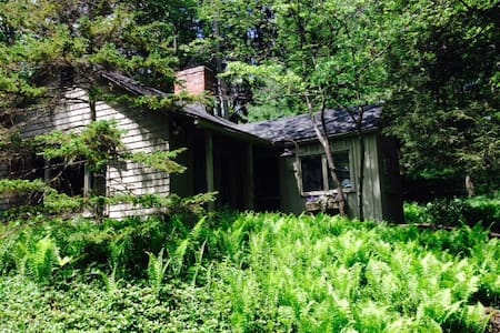 Charming Cabin in the Woods - Fairport