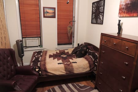 Spacious room is Park Slope - Brooklyn - Apartment