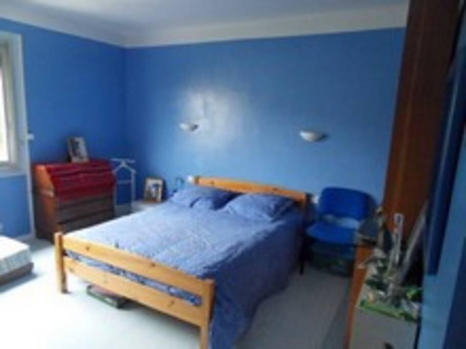 chambre bleue N°2