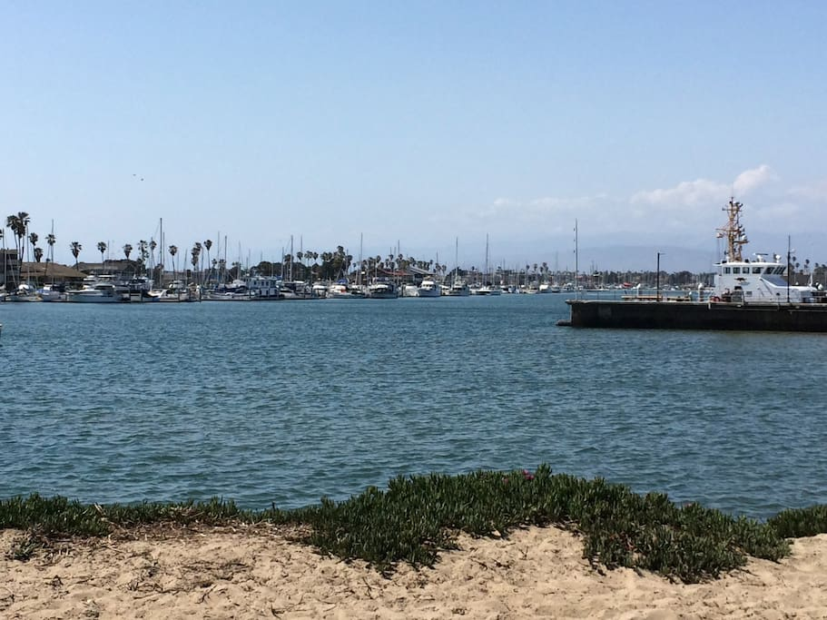 Channel Island Harbor, also known as your front yard