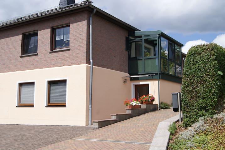 """Ferienwohnung """"Im Alftal"""" Bleialf - Bleialf - Apartment"""