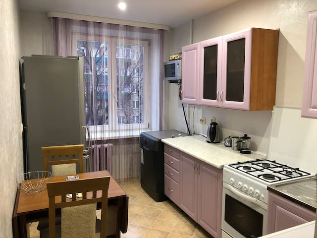 ⚡⭐️ Two-room apartment in the very center of Minsk