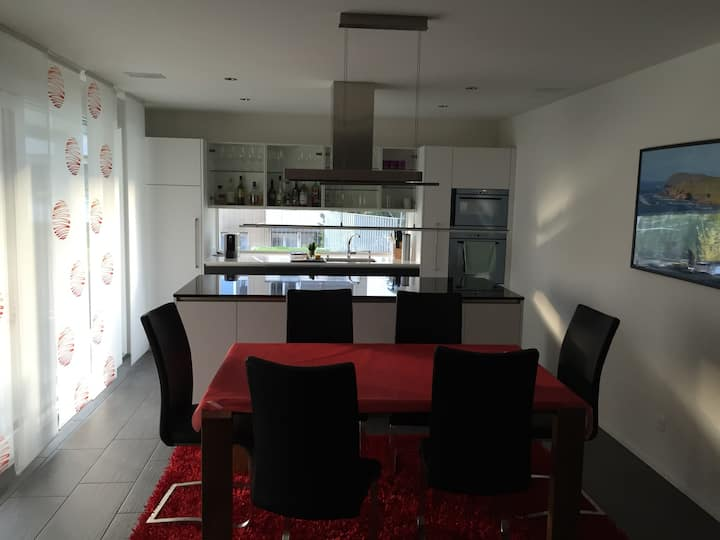 Great appartment in a quiet location